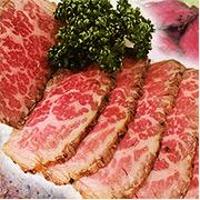 米沢牛通販の米沢牛ローストビーフです。