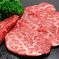 米沢牛上ロース焼肉用(300g)