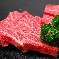 米沢牛上カルビ焼肉用(300g)
