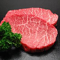 米沢牛モモステーキ(150g2枚)